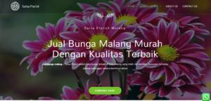 Jual Bunga Malang
